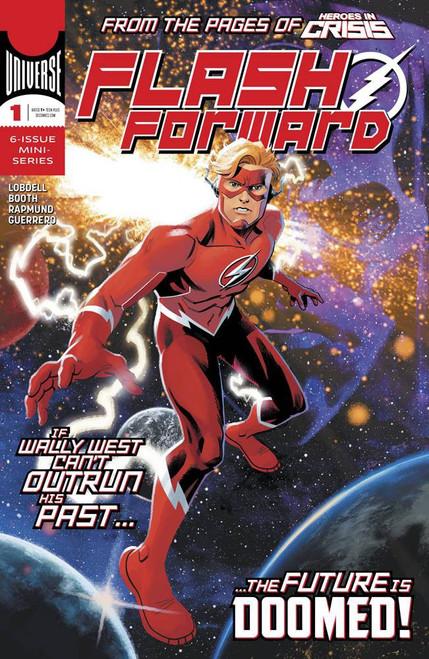 DC Flash Forward #1 of 6 Comic Book