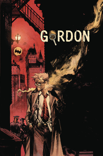 DC Black Label Batman Curse Of The White Knight #3 of 8 Comic Book [Sean Murphy Variant Cover]