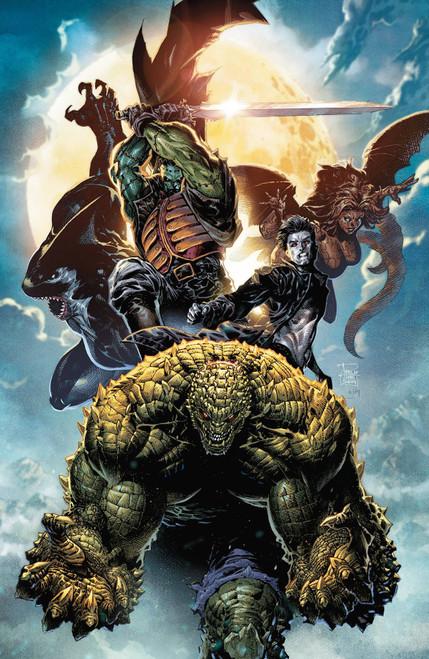 DC Gotham City Monsters #1 of 6 Comic Book