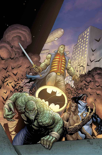 DC Gotham City Monsters #1 of 6 Comic Book [Frank Cho Variant Cover]