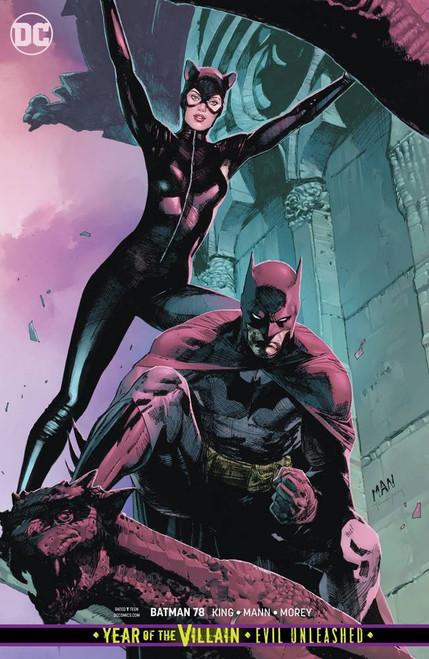 DC Batman #78 Year of the Villain Comic Book [Clay Mann Variant Cover]
