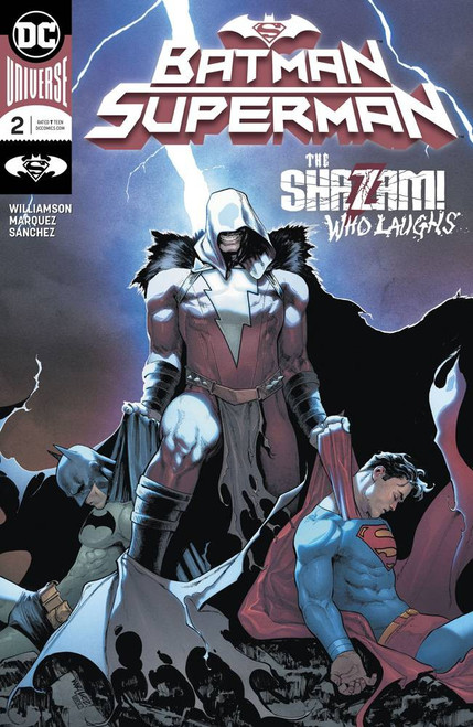 DC Batman Superman #2 Comic Book