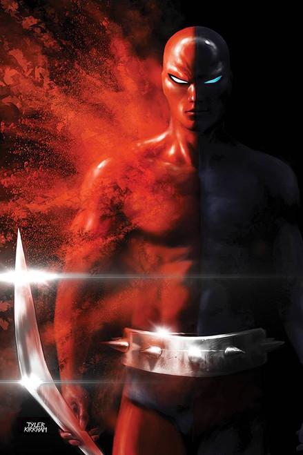 Dynamite Entertainment Death-Defying Devil #1 Comic Book [Tyler Kirkham Virgin Variant Cover]