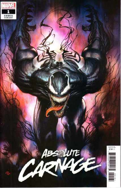 Marvel Comics Absolute Carnage #1 Comic Book [Adi Granov Variant Cover]