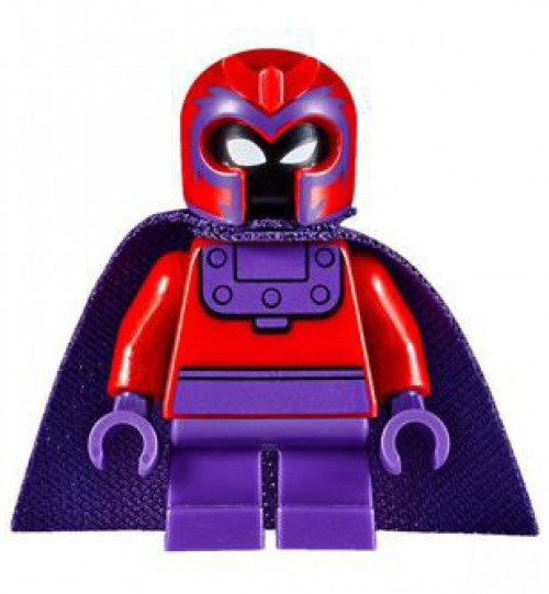 LEGO Marvel Super Heroes Magneto Minifigure [Mighty Micros Loose]