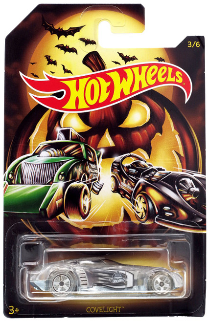 Hot Wheels Happy Halloween! Covelight Diecast Car #3/6