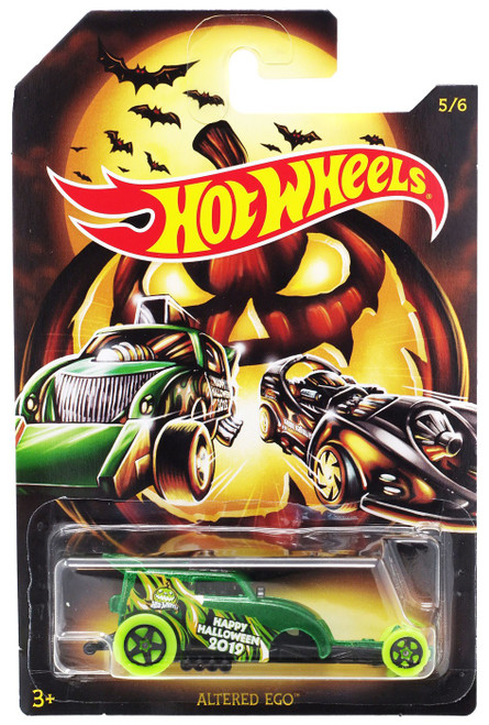 Hot Wheels Happy Halloween! Altered Ego Diecast Car #5/6