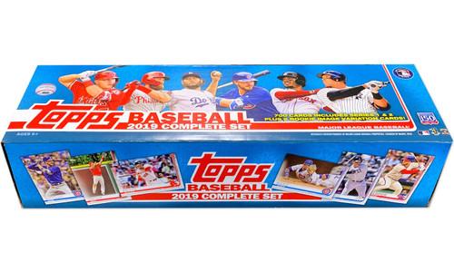 MLB Topps 2019 Baseball Trading Card Factory Set [700 Cards!]