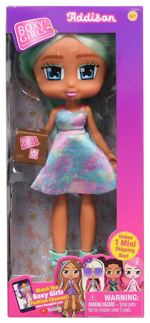 Boxy Girls Addison Doll
