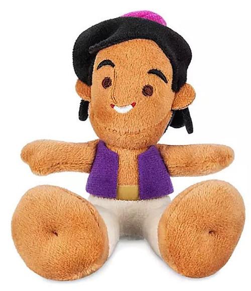 Disney Tiny Big Feet Aladdin Exclusive 4-Inch Micro Plush