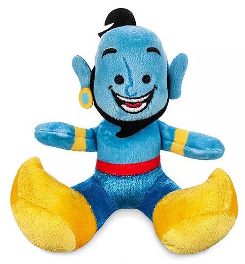 Disney Aladdin Tiny Big Feet Genie Exclusive 4-Inch Micro Plush