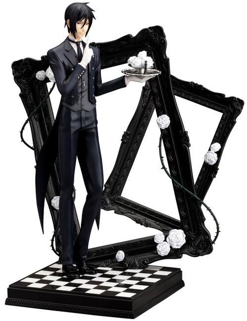 Black Butler: Book of Circus ArtFX J Sebastian Michaelis Statue (Pre-Order ships November)