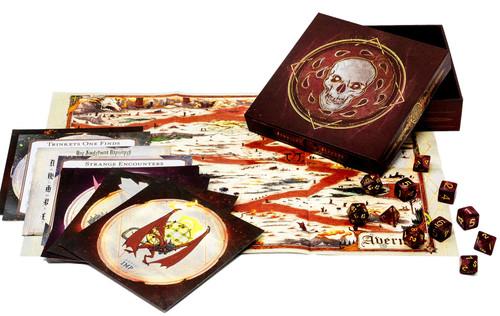 Dungeons & Dragons 5th Edition Baldur's Gate: Descent into Avernus Dice Set