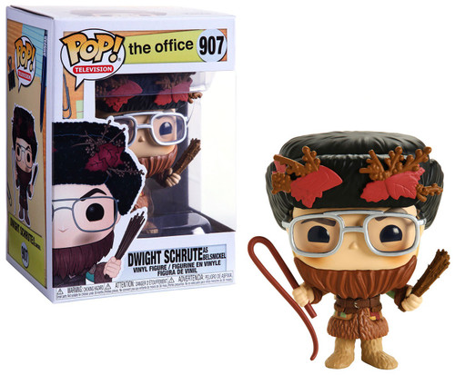 Funko The Office POP! TV Dwight as Belsnickel Vinyl Figure #907