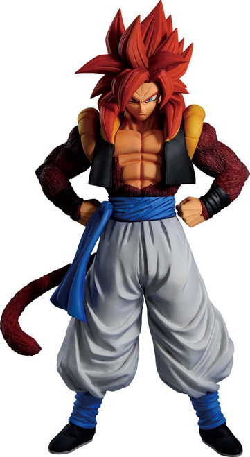 Dragon Ball GT Ichiban Super Saiyan 4 Gogeta 9.8-Inch Collectible PVC Figure