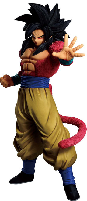 Dragon Ball GT Ichiban Super Saiyan 4 Goku 9.8-Inch Collectible PVC Figure