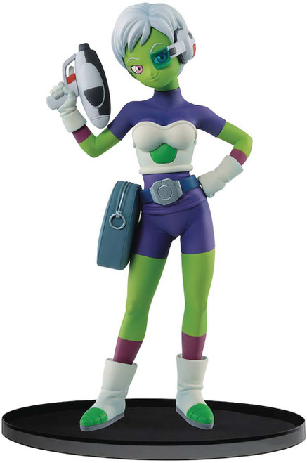 Dragon Ball Super: Broly World Figure Colosseum 2 Special Cheelai 6.6-Inch Collectible PVC Figure