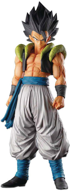 Dragon Ball Z Super Master Stars Gogeta 13.3-Inch Collectible PVC Figure
