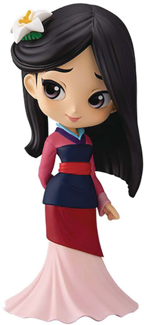 Disney Q Posket Mulan Collectible PVC Figure (Pre-Order ships February)