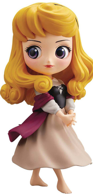 Disney Sleeping Beauty Q Posket Aurora Collectible PVC Figure (Pre-Order ships February)