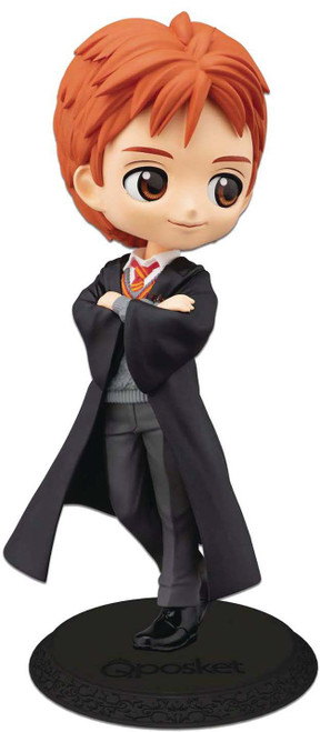 Harry Potter Q Posket Fred Weasly 5.5-Inch Collectible PVC Figure [Normal Color Version]