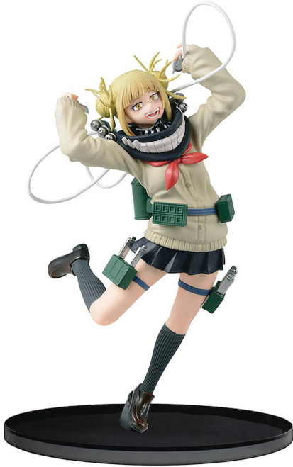 My Hero Academia World Colosseum V5 Himiko Toga Collectible PVC Figure (Pre-Order ships January)