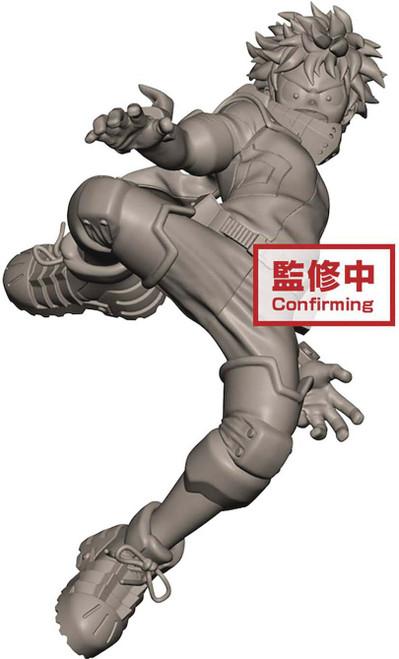 My Hero Academia King of Artist Izuku Midoriya 6-Inch Collectible PVC Figure