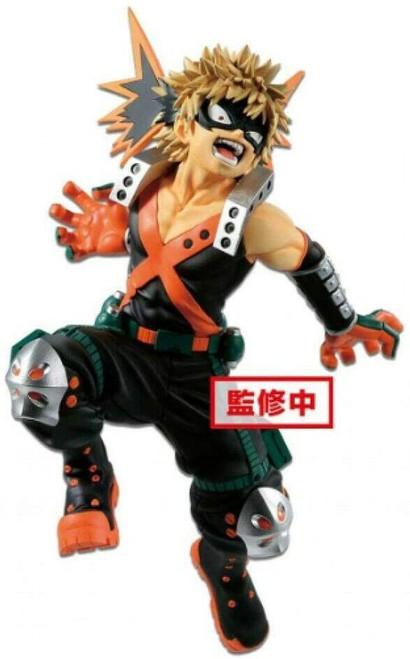 My Hero Academia King of Artist Katsuki Bakugo 7-Inch Collectible PVC Figure