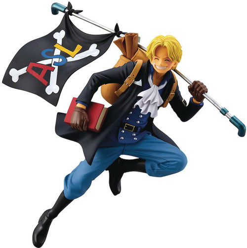 One Piece Sabo 8-Inch Collectible PVC Figure