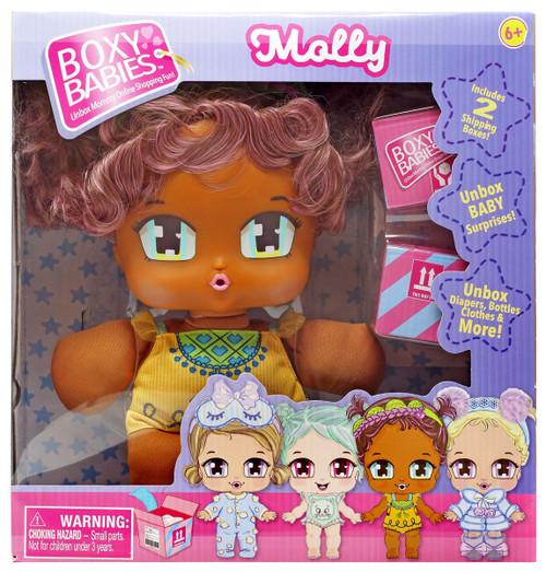 Boxy Girls Boxy Babies Molly Doll