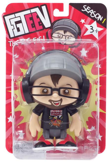 FGTeeV Season 1 Duddy Action Figure [Black Shirt]
