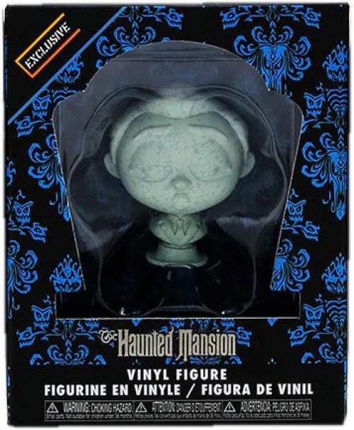 Funko Haunted Mansion 50th Anniversary POP! Disney The Singing Bust Exclusive Mini Vinyl Figure [Version 1]