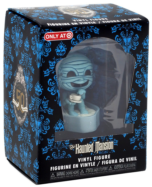 Funko Haunted Mansion 50th Anniversary POP! Disney The Mummy Exclusive Mini Vinyl Figure