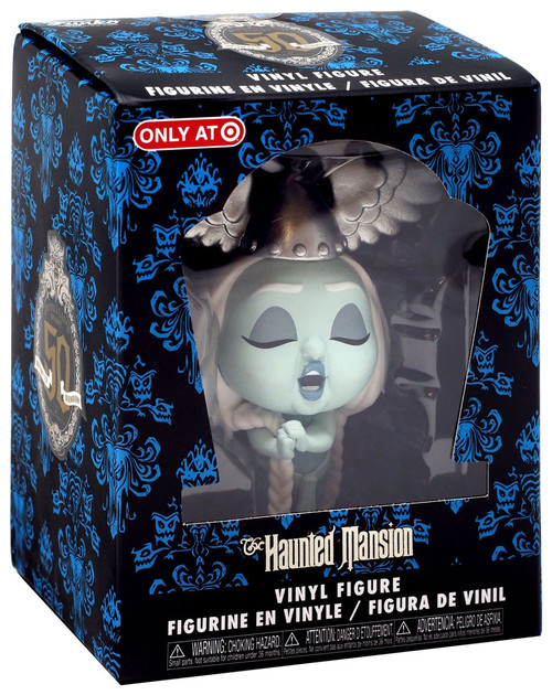 Funko Haunted Mansion 50th Anniversary POP! Disney Opera Singer Exclusive Mini Vinyl Figure