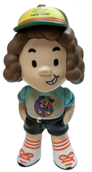 Funko Stranger Things Series 2 Dustin Exclusive 1/12 Mystery Minifigure [Gray Tee Loose]