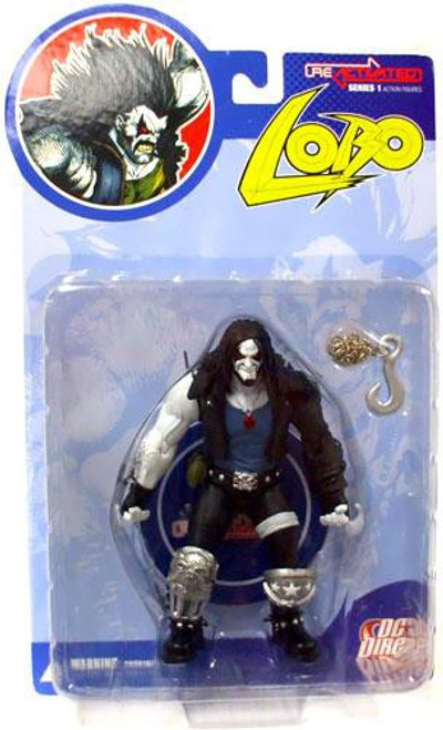 DC Reactivated Series 1 Lobo Action Figure [Damaged Package]