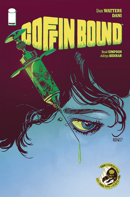 Image Comics Coffin Bound #2 Comic Book
