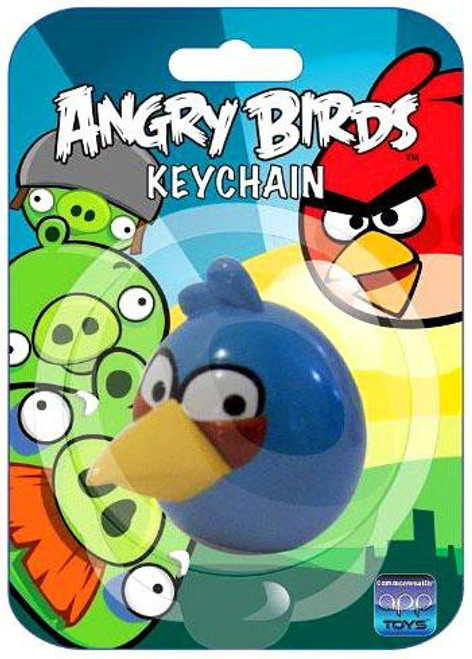 Angry Birds Blue Bird Keychain [Loose]