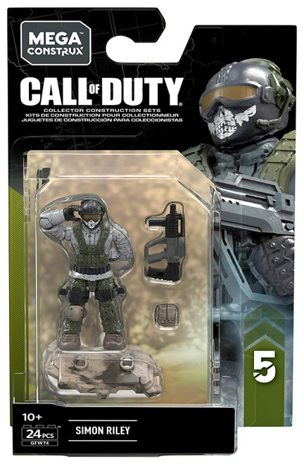 Call of Duty Specialists Series 5 Simon Riley Mini Figure