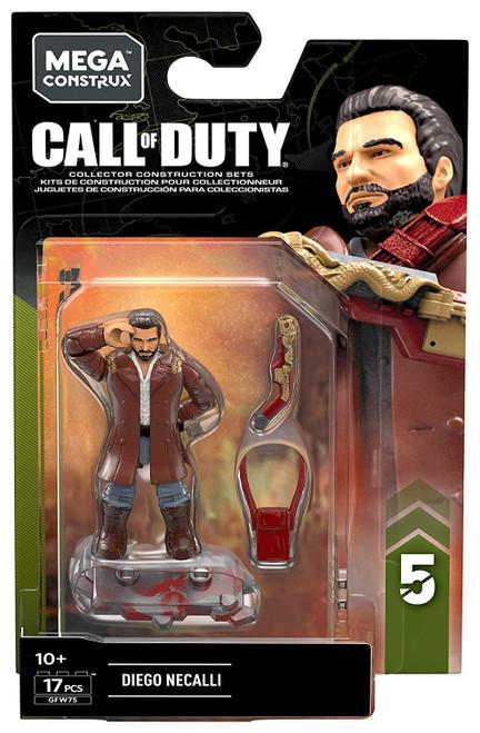 Call of Duty Specialists Series 5 Diego Necalli Mini Figure