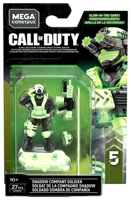 Call of Duty Specialists Series 5 Shadow Company Soldier Mini Figure