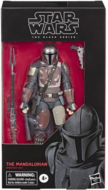 Star Wars Black Series Wave 33 The Mandalorian Action Figure (Pre-Order ships January)