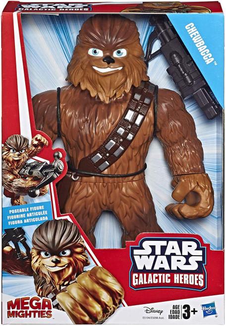 Star Wars Galactic Heroes Mega Mighties Chewbacca Action Figure