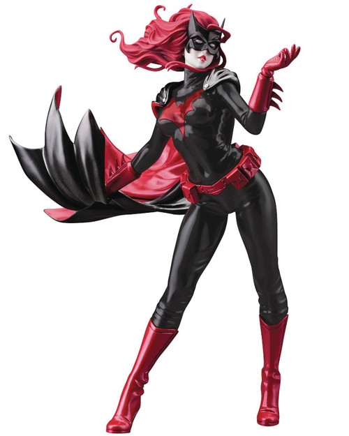 DC Bishoujo Batwoman Statue [2nd Edition] (Pre-Order ships November)