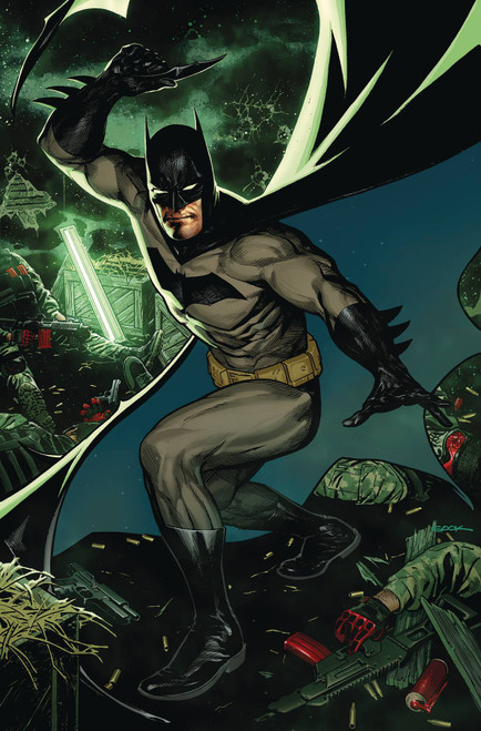 DC Detective Comics #1012 Comic Book