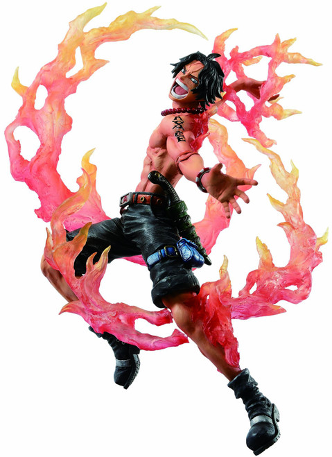 One Piece Ichiban Ace 7.1-Inch Collectible PVC Figure [Professionals]