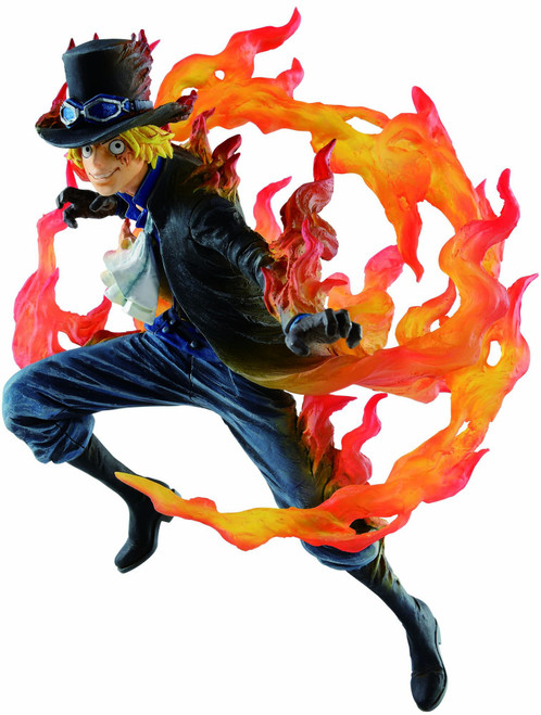 One Piece Ichiban Sabo 7-Inch Collectible PVC Figure [Professionals]