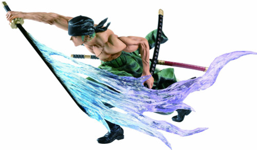 One Piece Ichiban Zoro 4.1-Inch Collectible PVC Figure [Professionals]
