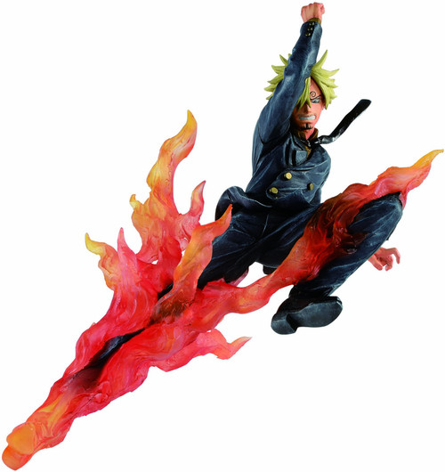 One Piece Ichiban Sanji 7-Inch Collectible PVC Figure [Professionals]