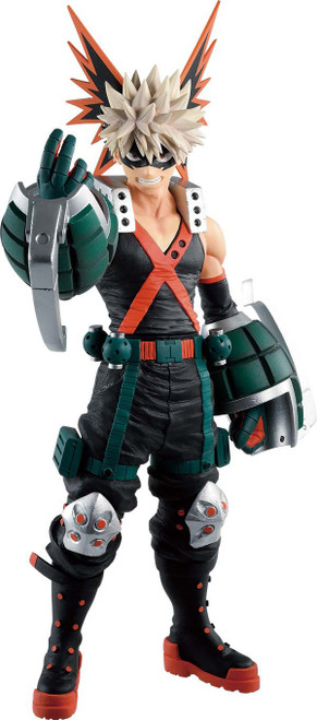 My Hero Academia Ichiban Katsuki Bakugo 9.8-Inch Collectible PVC Figure [Fighting Heroes feat. One's Justice]
